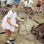 Vacen Taylor - with the Kangaroos