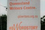 A writing project in #8words by Queensland Writers Centre #change #love #home #play